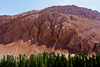 070706-2187 The Flaming Mountains (Turfan Basin, Xinjiang)