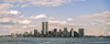 001007-162-08 View of the Manhattan skyline, October 2000