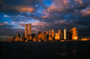 001007-162-27 View of the Manhattan skyline, 2000
