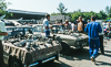 930715-151-21 Car parts market in Petropavlovsk, Kazakhstan